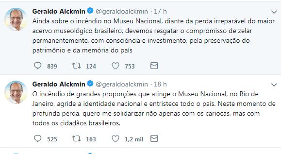 Alckmin museu