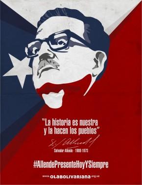 11 DE SETEMBRO: HÁ 45 ANOS O GOLPE DE ESTADO CONTRA SALVADOR ALLENDE NOCHILE
