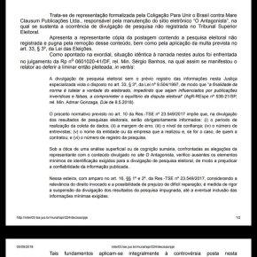 Seria cômico, não fosse trágico: Enredado nas pesquisas, Alckmin denuncia Anta a justiçaeleitoral