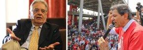 Arrependido? Articulador do golpe que deu luz ao fascismo, FHC diz que só voto em Haddad pode vencer oautoritarismo