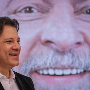 Associado diretamente a Lula, Haddad soma 22% e ultrapassaBolsonaro
