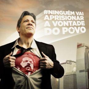 Consumado o Golpe Supremo, a Esperança Equilibrista Ainda Dança na Noite do Brasil: Haddad e Manu SãoLula