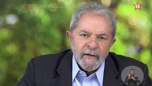 Lula candidatissimo