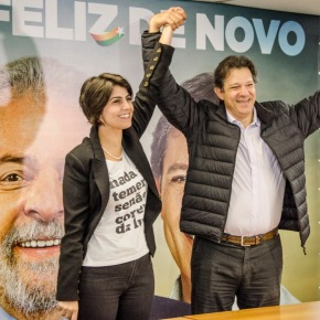 Ibope confirma: O potencial de transferência de votos de Lula em Haddad éimenso
