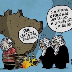 Apostando no caos ( por Benedito TadeuCesar