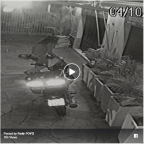 Vídeo: Ajude a identificar os criminosos fascistas que vandalizaram a Sede do PT-PortoAlegre