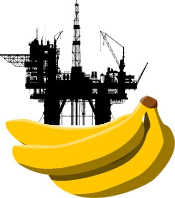 Bananas petróleo