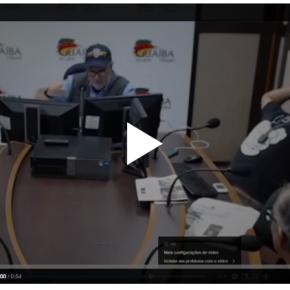 (Vídeo) Jornalista Gaúcho se Demite ao Vivo, depois de ser impedido de perguntar a Bolsonaro ementrevista