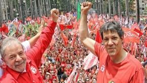 Resistir a Onda Fascista no 1º turno é uma vitória do PT. Agora é #HaddadPresidente!!!
