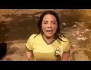 Vídeo: Nazistas de Bolsonaro atacam a tiros candidata do PT: é isso que os evangélicos querem? — CartasProféticas