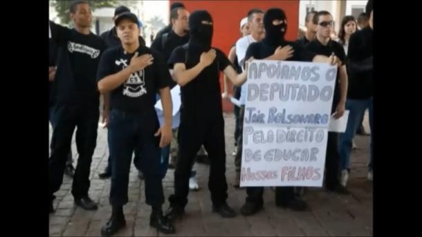 neo nazistas