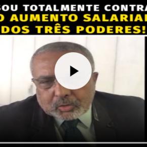 Aprovaram aumento de Juízes enquanto acabam com aposentadoria de trabalhadores, denuncia PauloPaim