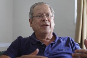Crescimento de Bolsonaro é mais fracasso do Centro do que do PT, diz Zé Dirceu ementrevista