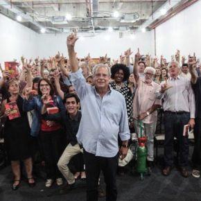 """José Dirceu: """"Nacionalismo de Bolsonaro é de mentira. Sua política vai contra o interessenacional"""""""