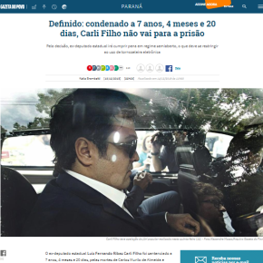 A justiça é dos Ricos? A Justiça do Paraná liberta assassino que matou duaspessoas