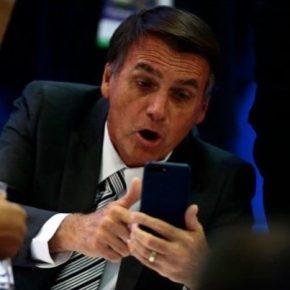 Facebook exclui mais páginas de direita emissoras de fake news e Bolsonaro ataca RedeSocial