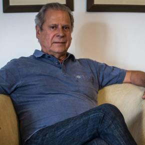 'Vamos deixar o Bolsonaro sentar na cadeira: ela queima', afirma JoséDirceu