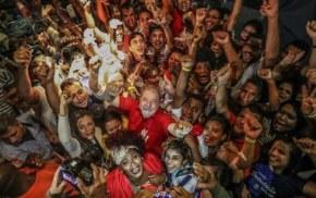 Ceia de Natal com Lula em Curitiba terá representantes de todo opaís
