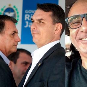 """Postagem de Queiroz no Twitter em 2010 diz que """"Vale tudo na ALERJ para chegar a mina de Ouro"""".Chegaram?"""