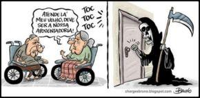 """Mercado"""" torceu o nariz para a """"reformada previdência fatiada"""" deBolsonaro"""