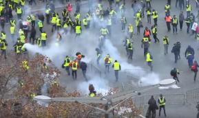 Governo francês descarta decretar estado de emergência em meio à onda deprotestos