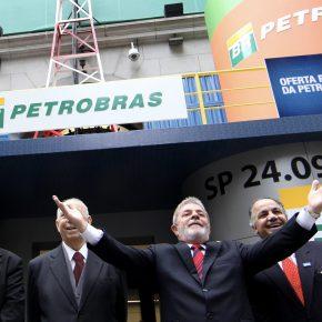 Lembram de quando Lula fez a maior capitalização da história do mundocapitalista?