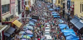 Seis brasileiros concentram a mesma riqueza que a metade da população maispobre