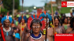 Grileiros invadem terra dos Uru-eu-wau-wau e Funai deixa índiosabandonados