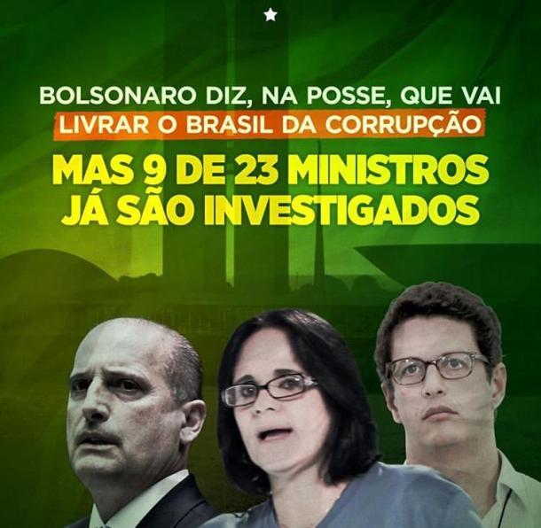 Ministério do Bolsonaro