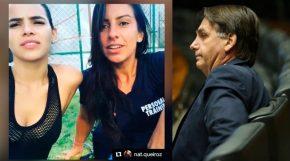 """Personal trainer no Rio, filha de Queiroz """"cumpria 40 horas semanais"""" no Gabinete de Bolsonaro em Brasília#CadeoQueiroz"""