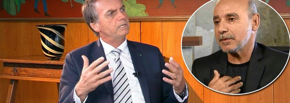 """Bolsonaro confessa saber das tretas e prepara Queiroz pra """"Boi de ..."""