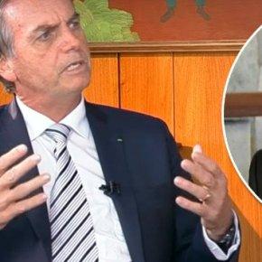 """Bolsonaro confessa saber das tretas e prepara Queiroz pra """"Boi dePiranha"""""""