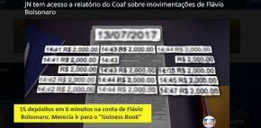 Flávio Bolsonaro precisa escolher se vai afundar sozinho ou se vai dar o abraço de afogado nopai