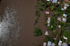 Enchentes no RS: Bolsonaro volta atrás e não libera recurso prometido pra 20 municípios gaúchos emcalamidade