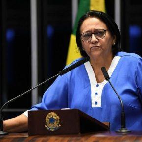 Única governadora eleita, Fátima Bezerra venceu a seca e a morte na infância para comandar o Rio Grande doNorte