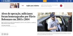 Sobre coincidências, Queiroz, Bolsonaros, Rio das Pedras emilícias