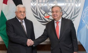 """ONU: Palestina assume presidência do """"Grupo dos 77 eChina"""""""