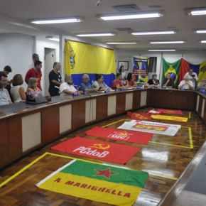 Ato em Defesa da Paz e contra a Guerra na Venezuela será Sexta,22/02, Na Esquina Democrática, em PortoAlegre