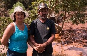"""""""Estamos sem água, banheiro, energia e informação"""", afirmam atingidos de Brumadinho(MG)"""