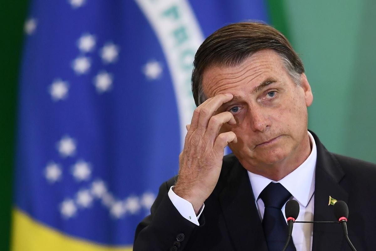 """Presidentes do Senado e do STF """"autorizaram"""" Bolsonaro a intervir na Venezuela diz Jornal"""