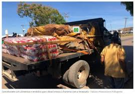 """A FARSA DA """"AJUDA HUMANITÁRIA: O BRASIL TEM IDH PIOR QUE O DAVENEZUELA"""