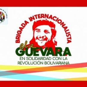 Brigada de Jovens internacionalistas vão a Venezuela em Solidariedade ao povo venezuelano e a RevoluçãoBolivariana