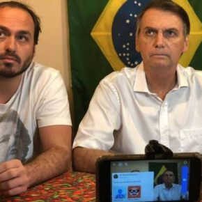 A volta das Redes de Fake News: Carlos Bolsonaro vai comandar a guerrilha digital pela reforma daPrevidência