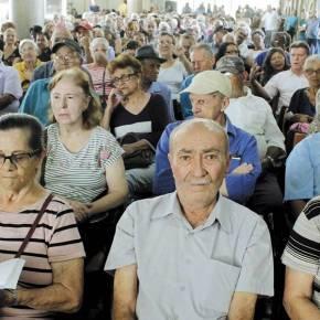 Bolsonaro ataca de forma covarde os direitos dos idosos com Medida Provisória871/2019