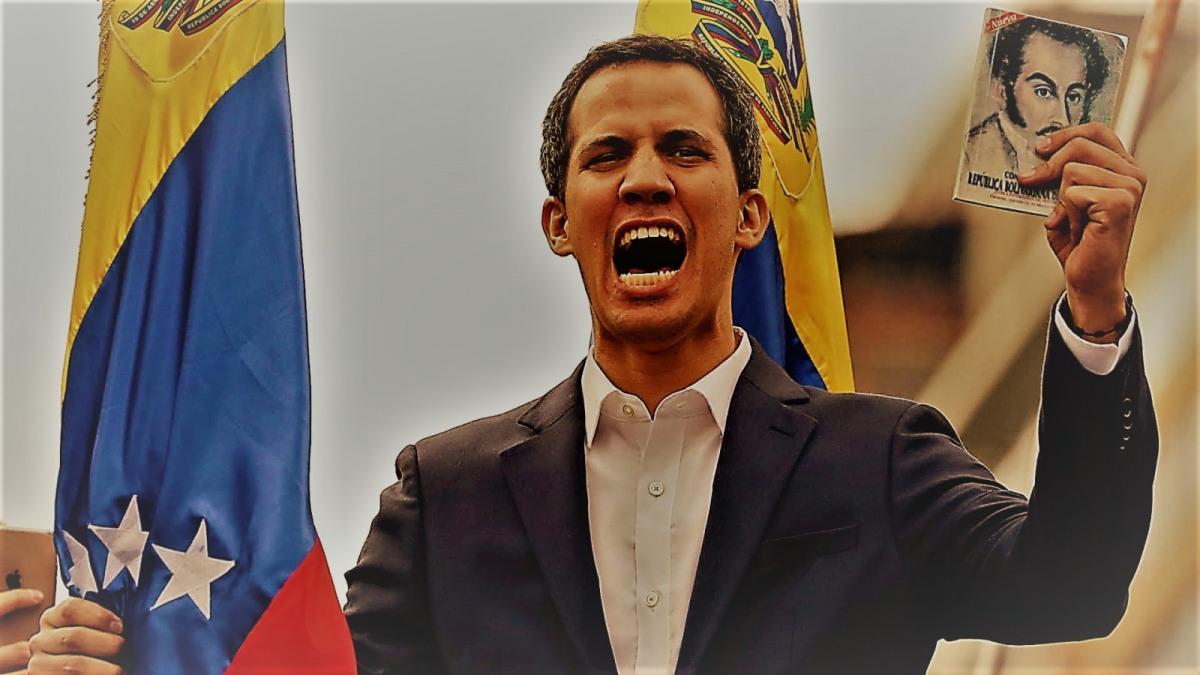 Site desmascara Juan Guaidó: um falso democrata que não surgiu do nada