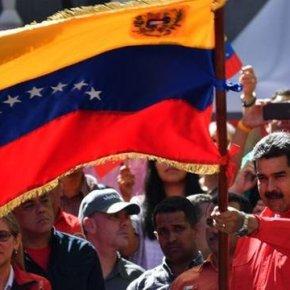 A vitória de Maduro foiespetacular