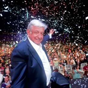Os primeiros 100 dias da esquerda no Governo doMéxico