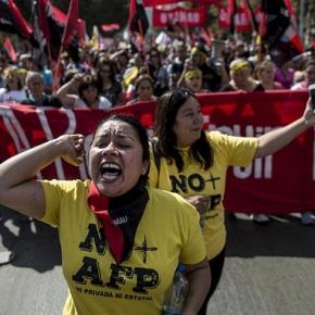 Por que os chilenos lutam contra o modelo de previdência que Bolsonaro quercopiar
