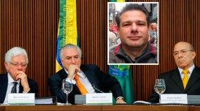 """Brasil das """"coincidências"""": Doleiro que teria repassado dinheiro para Eliseu Padilha é encontrado morto noRS"""