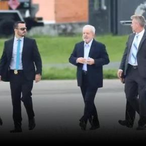 Assim marcha a dignidade, altiva, apesar de prisioneira da infâmia de uma elite putrefata (Uma foto= milpalavras)